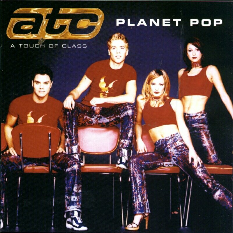 Альбом Planet Pop.
